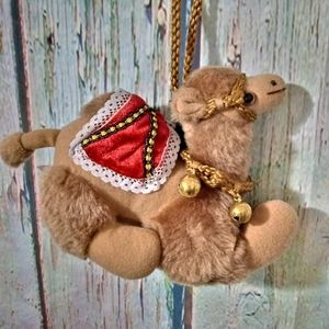 Bahrain Plush Camel Ornament Ethnic
